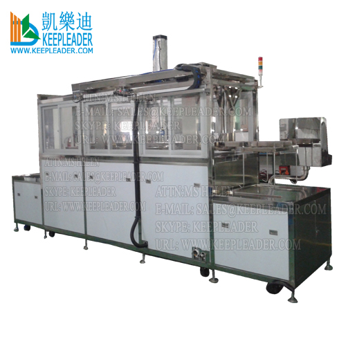 Medical Device Ultrasonic Cleaning Machine