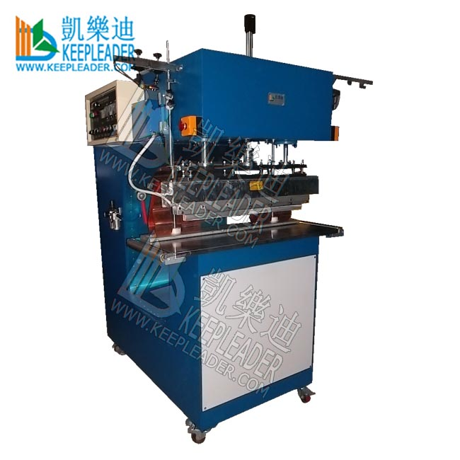 PVC fabric cloth high frequency welding machine