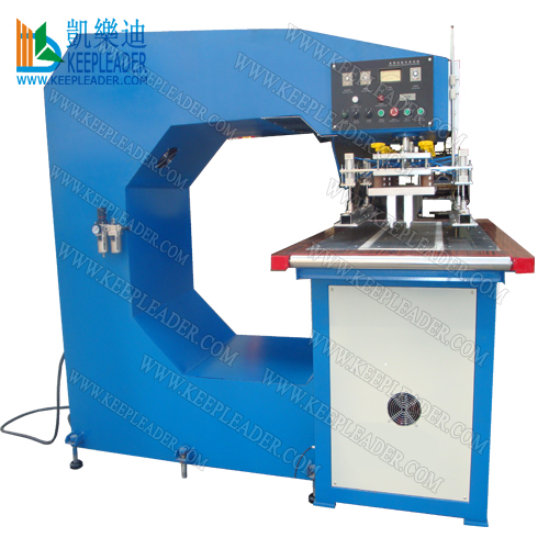 Canvas high frequency welding machine