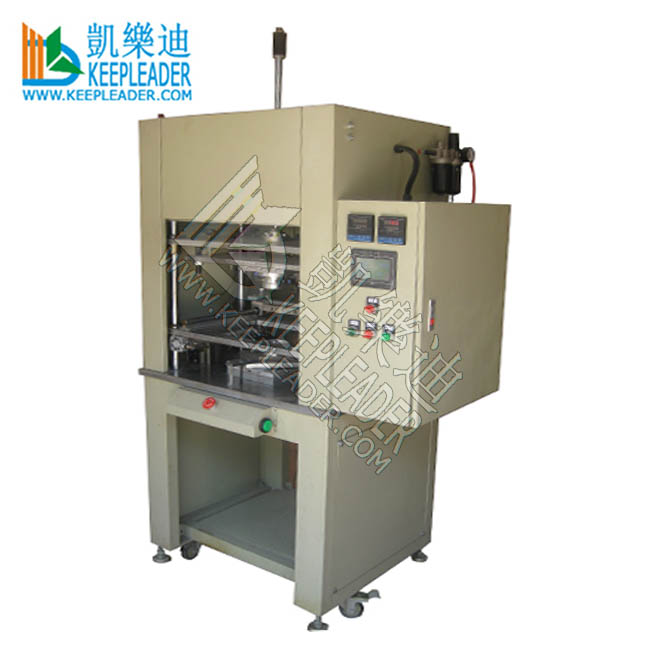 Hot melt welding machine