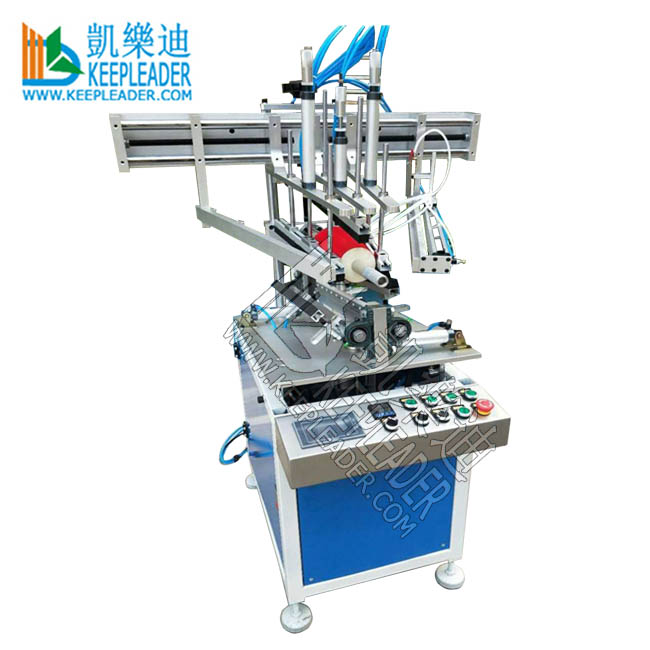 Semi-automatic Packing Box Gylinder Making
