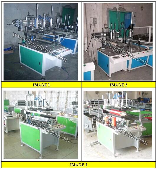 Semi-automatic Packing Box Cylinder Making Machine