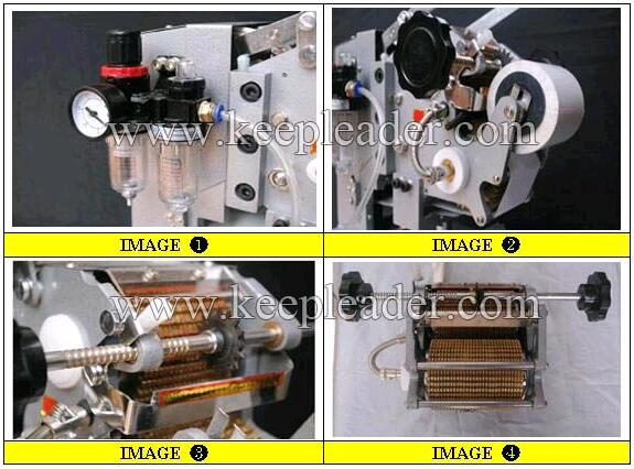 Wire Marking Hot Stamping Machine for Wire_Cable Imprinting