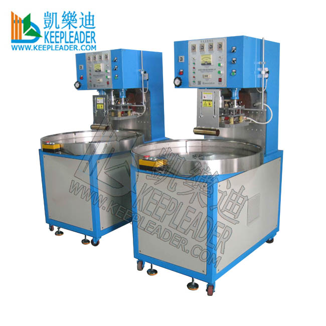 HF PVC Welding Machine For Plastic Blister Paper Card Welding