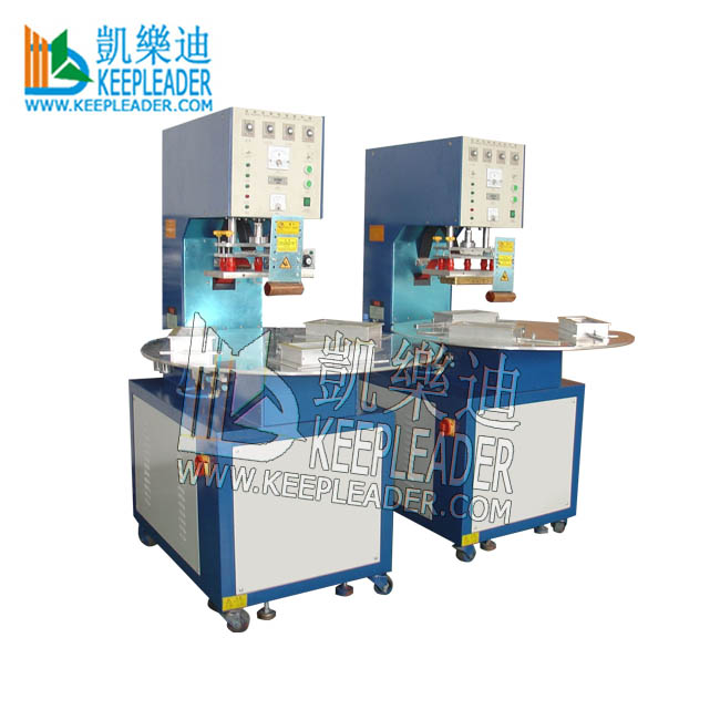 High Frequency Welding PVC Blister Sealing Machine