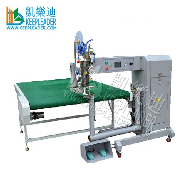 Hot Air Tape Welding Machine for PVC PE Banner Hot Air Welding