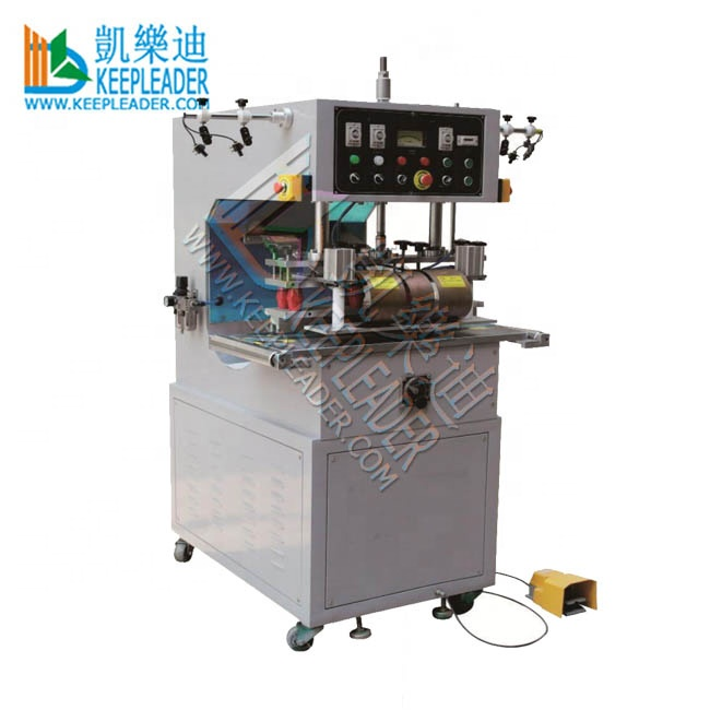 PVC tarpaulin welding machine
