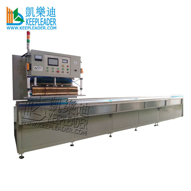 Auto Steps High Frequency Car Curtain Welding Machine For Car Cover Curtain High Frequency Welding of Canvas_Tarpaulin Curtains