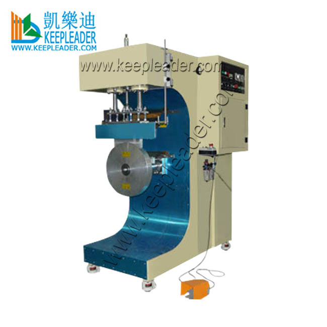 High Frequency Curved Welding Machine