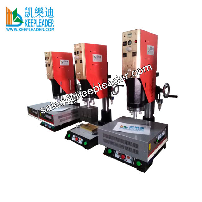 Ultrasonic Welding Blister Pack Machine for PETG_PVC_PET Blister Packing