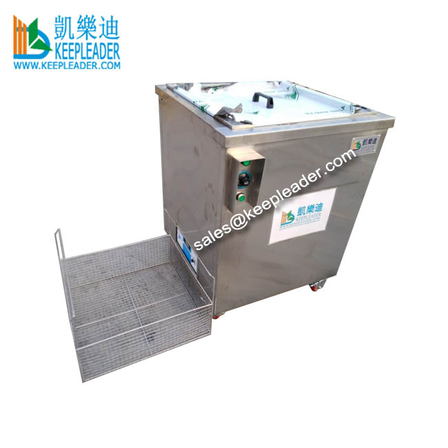 Aqueous Ultrasonic Cleaning Machine of Ultrasonic Aqueous Wasking Equipment for Component Immersion Ultrasonic Agitation Cleaner